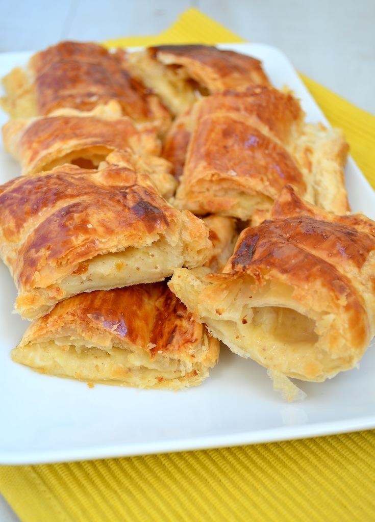 Kaasbroodjes met ragout