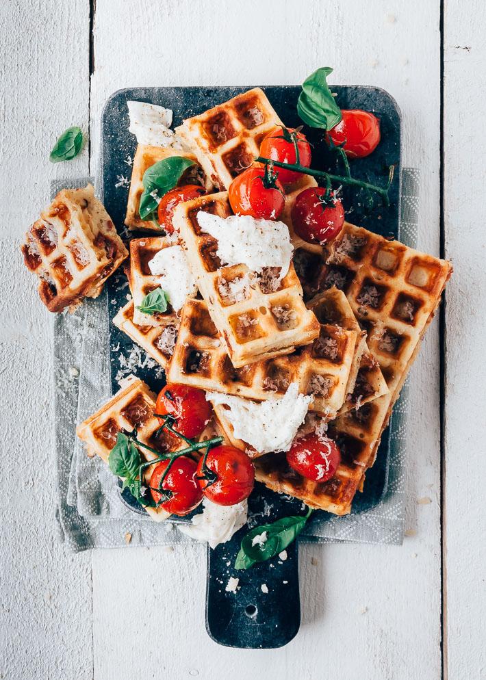 wafel recept